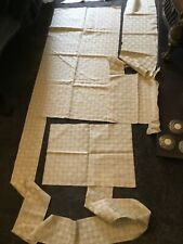Zoffany fabric remnants