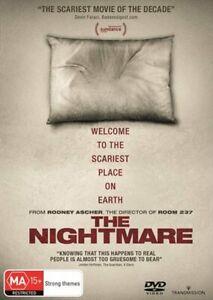 Nightmare, The DVD
