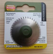 Proxxon Kreissägeblatt, 58x0.5x10 mm, 80 Zähne NO 28014