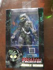 Neca Toys - Lootcrate Exclusive - Predator 30th Anniversary - Jungle Demon