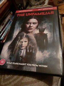 The Unfamiliar [DVD] [2020] - DVD  Horror