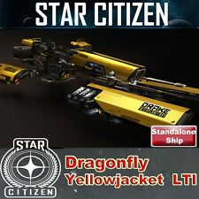 Star Citizen Dragonfly Yellowjacket - LTI - Concept Sale