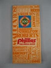 Philadelphia Phillies 1983 Media Guide Vintage Baseball Memorabilia MLB Nice (O)