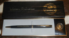 Official Parker Clinton Bill Signer with Prostration Box