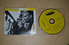 Sting - When we dance. 3 tracks. CD-Single (CP1706)