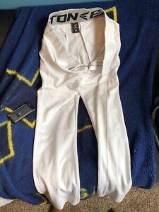Easton Baseball Pants White Medium