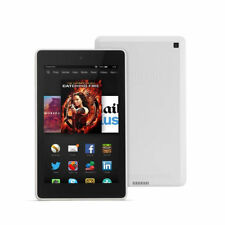 "Amazon PW98VM Kindle Fire HD 6 6"" Ebook Reader Quad Core 8 GB fuego os 4 Blanco Nuevo"