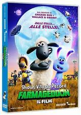 Dvd Shaun, Vita Da Pecora: Farmageddon - Il Film ....NUOVO