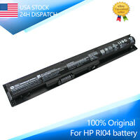 Genuine Battery RI04 For HP ProBook 450 455 470 G3 series 805294-001 805047-851