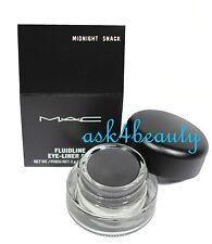MAC Fluid Line Eye Liner Gel (Midnight Snack) 0.1 oz/ 3 g New In Box