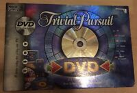 Hasbro Trivial Pursuit DVD TV game Family Board Game Christmas Educational Kids