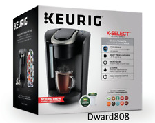 Keurig K-Select Single-Serve K-Cup Pod Coffee Maker - Black - BRAND NEW