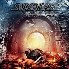 SHADOWCAST – The Premonition (NEW*US METAL KILLER 1989*FIFTH ANGEL*FATES WARNING