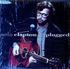 ERIC CLAPTON - UNPLUGGED - WARNER REPRISE - LASER DISC - 1992 - IN SHRINK WRAP