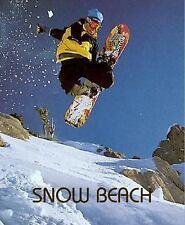 SNOW BEACH - DYMOND, ALEX (COM)/ HUFFMAN, JESSE (CON)/ BRIDGES, PAT (CON) - NEW