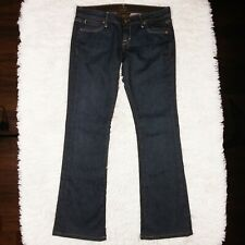 Brown Label for Modern America Jeans Size 26 (30x29) Rylen Low Rise Boot Cut EUC