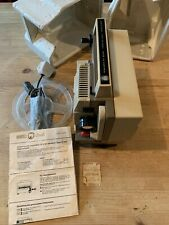 Eumig P8 Dual 8MM Movie Projector