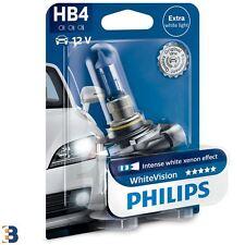 Philips WhiteVision HB4 9006 12V 55W P22d 9006WHVB1 Bombilla para Faros 1 pieza