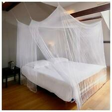 Even Naturals Luxury Mosquito Net for Bed Canopy, Large Tent Double to Queen,