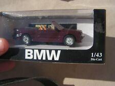 voiture  1/ 43 eme   bmw   serie 15