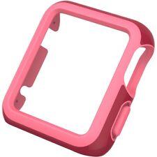 Speck CandyShell FIT Case Apple Watch 42mm Crimson Red Splash Pink