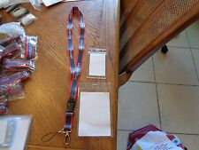 NEW  Inspirational Lanyard with 2 sizes ID Badge Holders NEW Borealy
