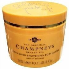 Champneys Spa Citrus Blush Enlivening Body Butter 1x300ml Little Pick Me Up NEW