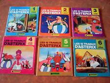 Asterix Les 12 travaux d'asterix 12 albums du dessin animé