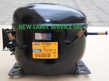 COMPRESSORE UNIVERSALE FRIGORIFERO ACC GVM66AA GVY66AA 7,00CC 1/4 HP GAS R134