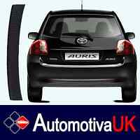 Toyota Auris Mk1 Rear Guard Bumper Protector