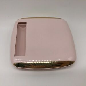 Vintage Mary Kay Color Palette Case Compact Mirror Make Up Carrier Travel Pink