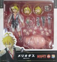 New Medicom Toy The Seven Deadly Sins MAFEX 014 Meliodas PVC From Japan