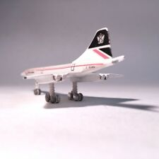 Schabak 1/600 Scale Diecast - 920/14 Concorde British Airways