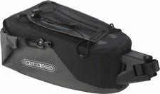 Ortlieb Seatpost Bag: Md Slate Black