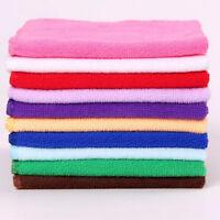 5pcs absorbant microfibre serviette de voiture à domicile lavage propre*<