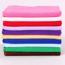 5PCS Absorbent Microfiber Towel Car Home Kitchen Washing Clean Wash Cloth r#