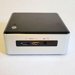 Intel NUC5i3RYH Core i3-5010U 2.10GHz CPU 16GB RAM 250GB Samsung SSD Win 10 Pro