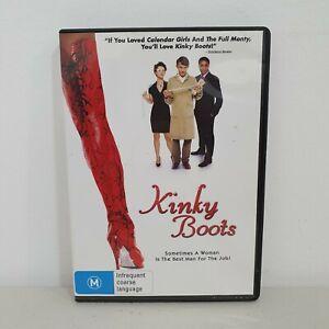 Kinky Boots DVD (2011) Region 4, Free Postage