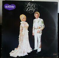 Porter Wagoner & DOLLY PARTON Porter & Dolly RCA VictorNM VINYL AHL1-3700