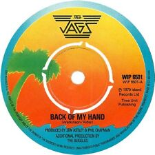 "Rock New Wave 1970s Pop 7"" Singles"