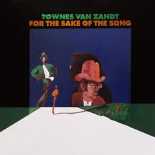 Townes Van Zandt – For The Sake Of The Song Scellé Fat Possum FP1087 LP Couleur