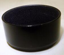 Lens hood 52mm plastic screw in type for 135mm f2.8 lenses