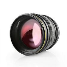 Kamlan Standard Prime Lens for M4/3 Mirrorless Camera 50mm F1.1 APS-C