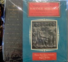 Mozart/Woldike   Haffner Serenade   Vanguard