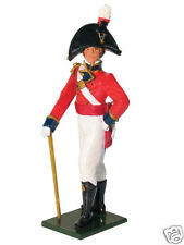 Britains 43098 Redcoats British Officer 1st Foot Guards 1805 Napoleonic Wars NJ