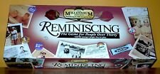 Reminiscing Board Game 40s-90s New Century Master Edition Free USA Shipping!