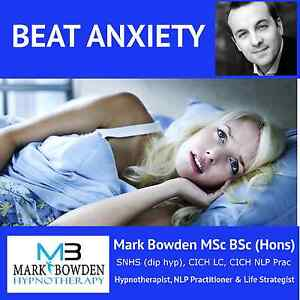 Anti Anxiety (relief from)  - Self Hypnosis CD (Platinum Package)