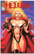 HELLINA #1, NAKED DESIRE, VF/NM, Femme Fatale, Good Girl, 1997,more  in store