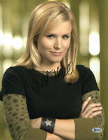 KRISTEN BELL SIGNED 11X14 PHOTO VERONICA MARS AUTHENTIC AUTOGRAPH BECKETT COA