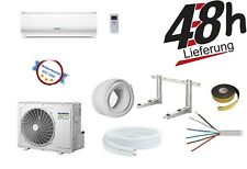 KAISAI Split Klimaanlage 12000 BTU 3,5 kW Klimagerät -ECO2, Montageset, Zubehör